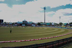 Senwes Park Stadium Oval